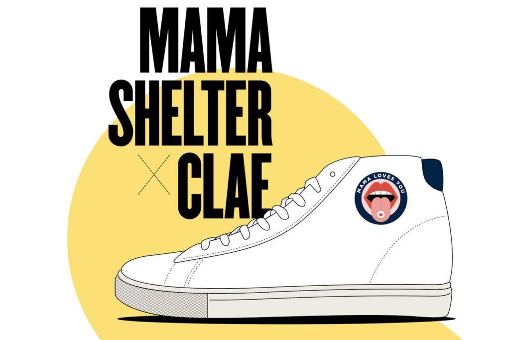 CLAE x Mama Shelter