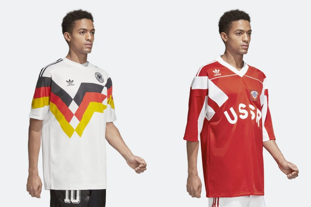 Collection adidas Originals Retro Football