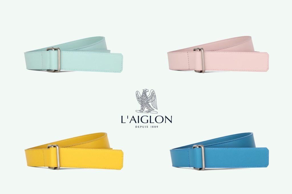 L'Aiglon dévoile des ceintures aux couleurs estivales