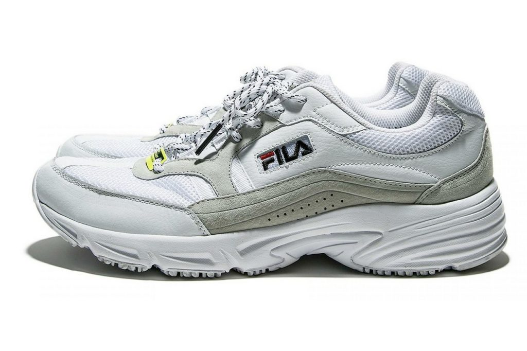 Monkey Time x FILA Memory Workshift