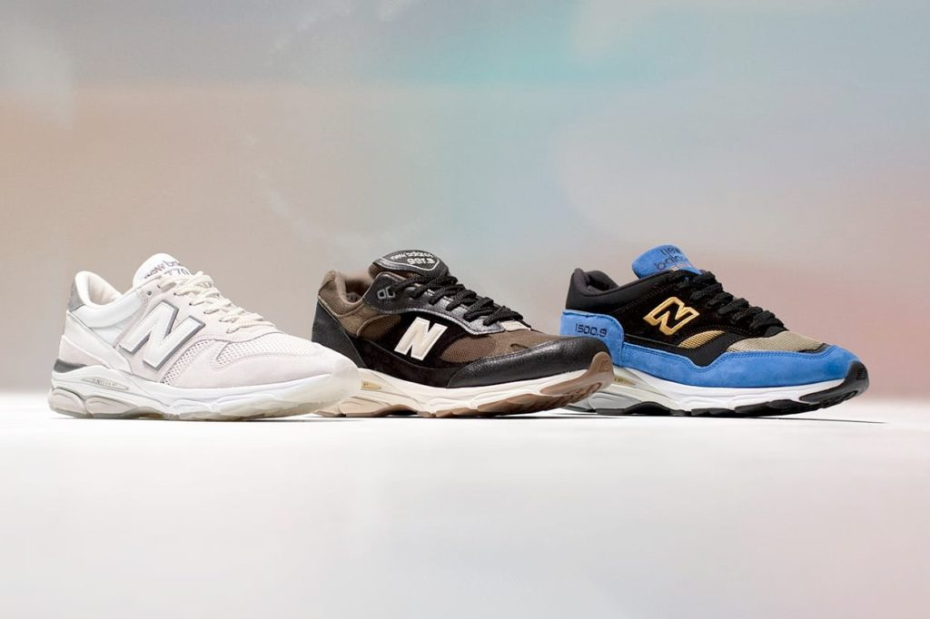 "New Balance ""Caviar & Vodka"" Pack"
