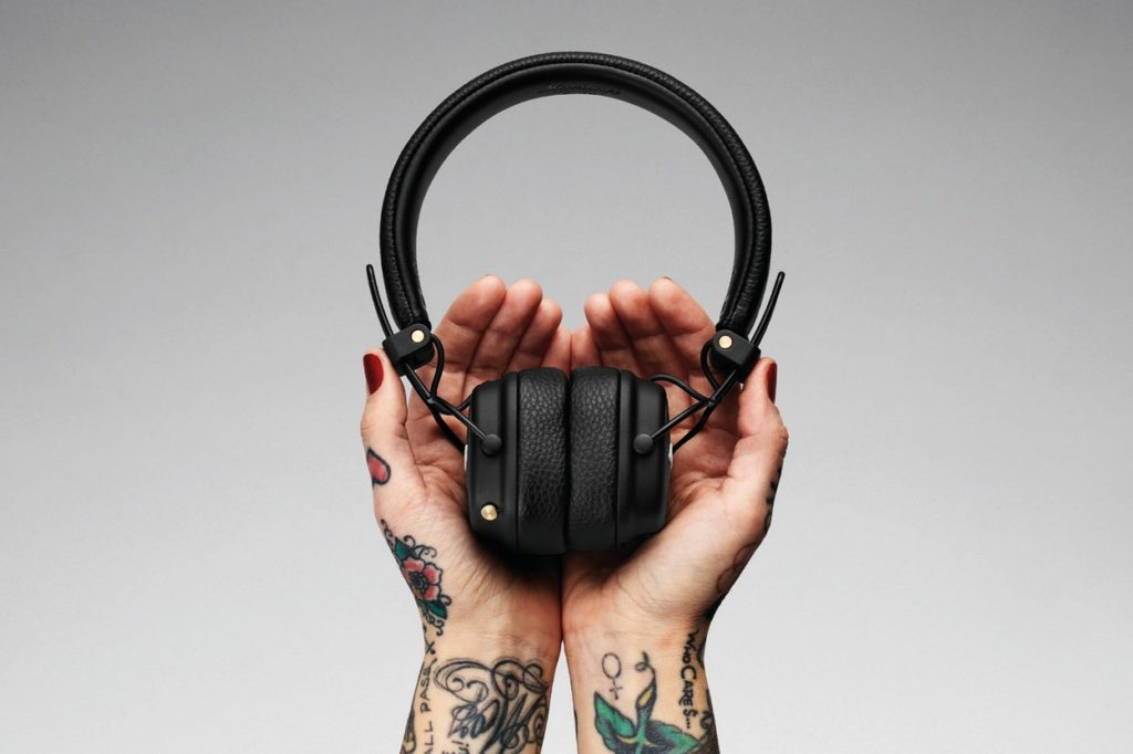 Marshall Headphones dévoile le tout nouveau Major III