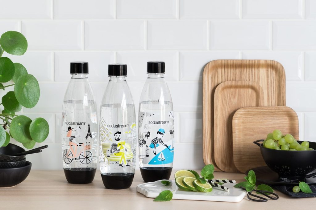 Sodastream x Edith Carron