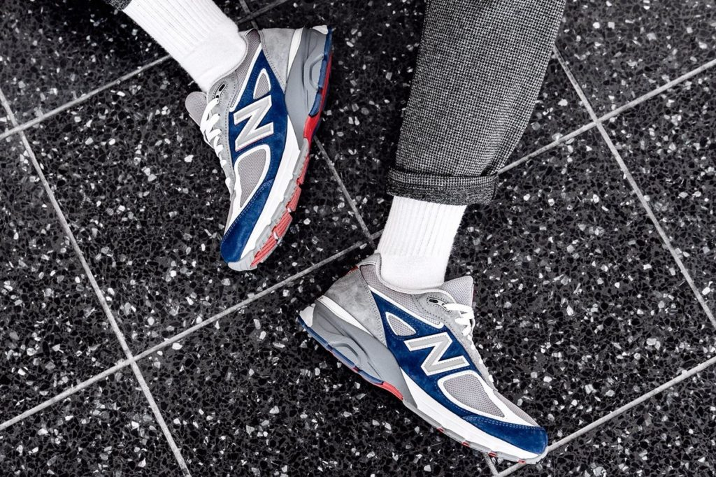 "DTLR/Villa x New Balance 990v4 ""Memorial Day"""