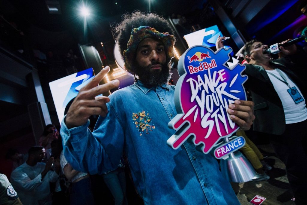 Red Bull Dance Your Style 2018 France