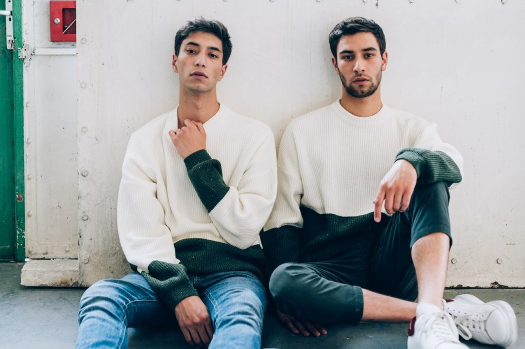 Valentine Witmeur Lab lance une collection homme