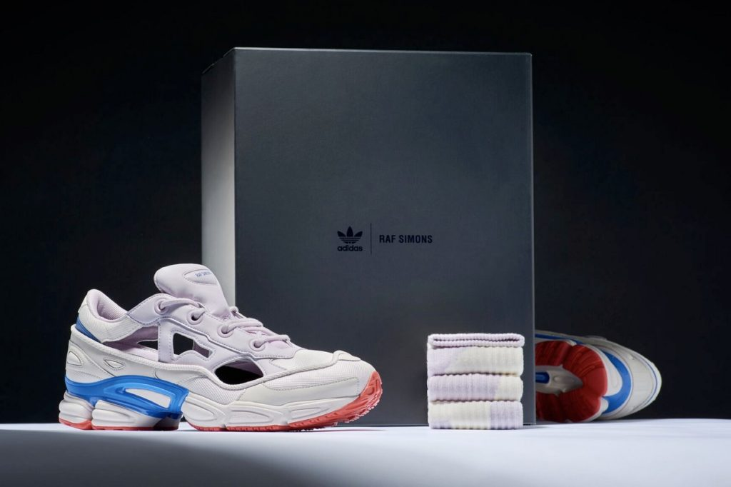 "adidas by Raf Simons Drops RS Replicant Ozweego ""USA Colors"" Pack"