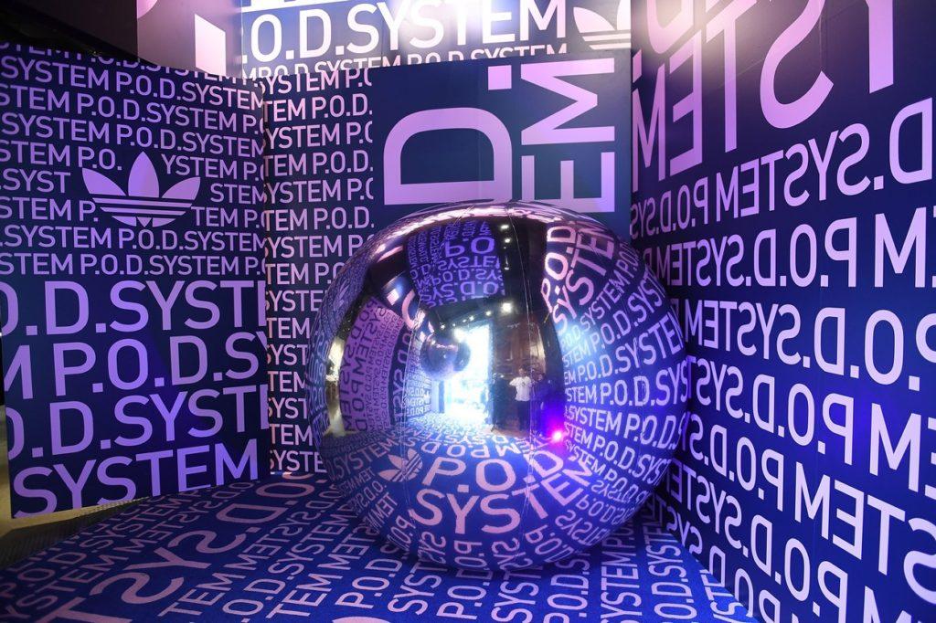 adidas Originals lance la P.O.D System