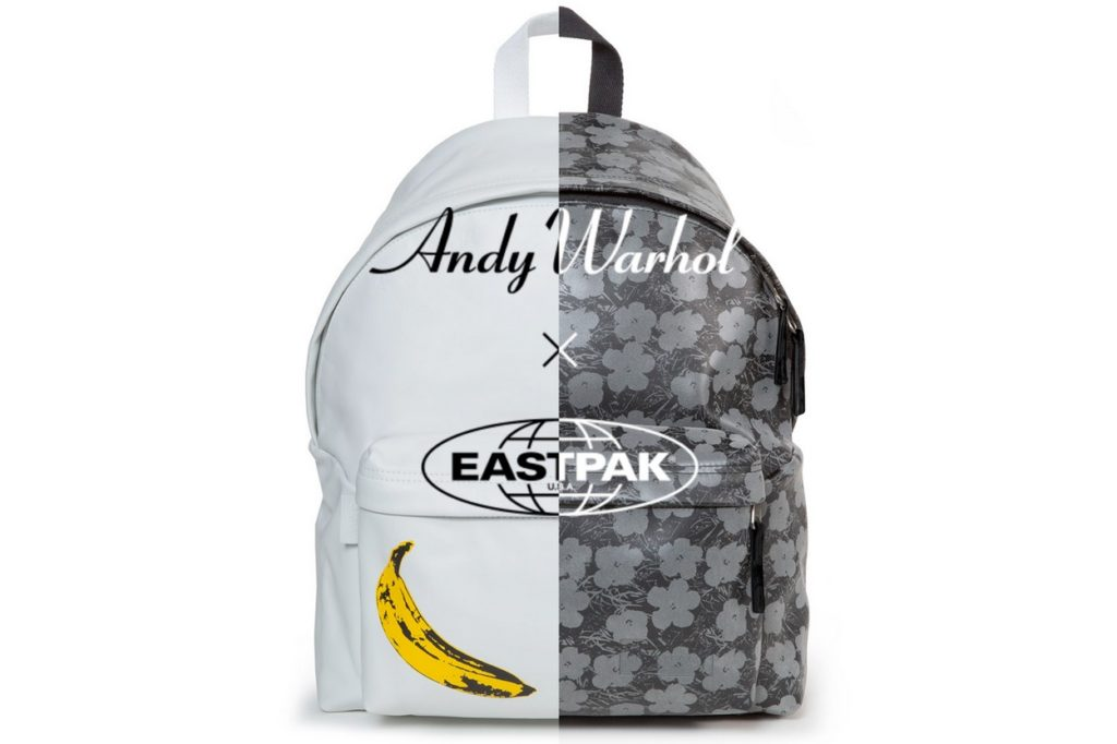 Deuxième collection capsule Andy Warhol x Eastpak