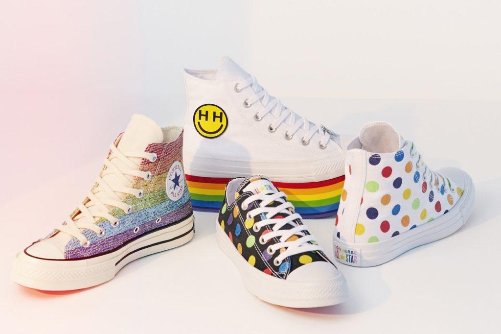 Collection Converse Pride 2018