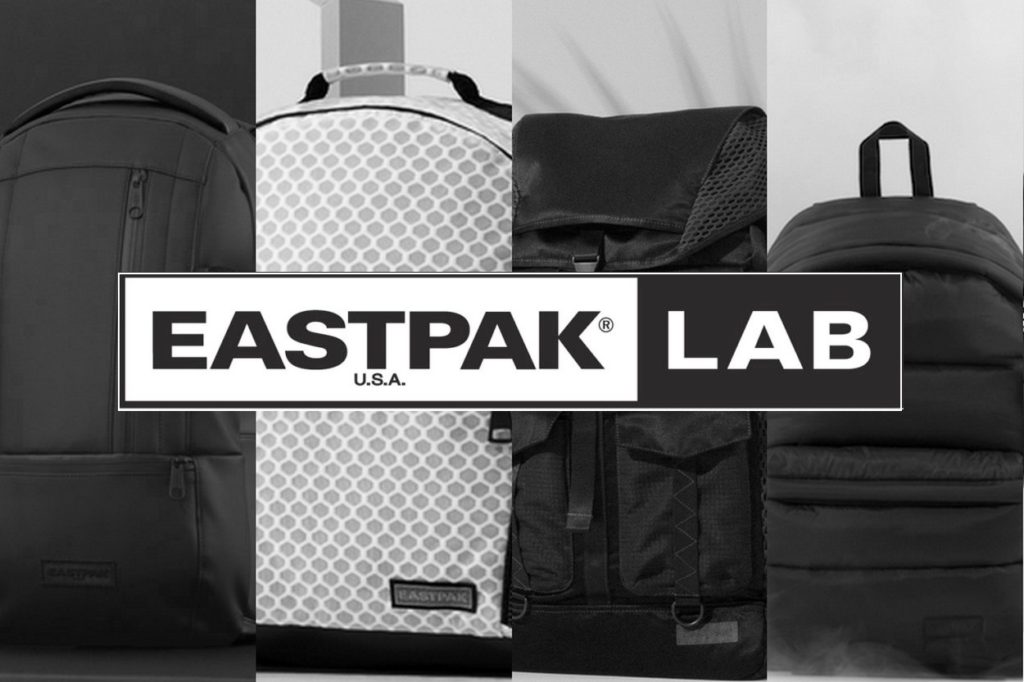Collection Eastpak LAB Automne/Hiver 2018