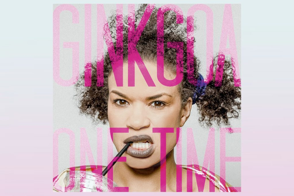 "Ginkgoa, sort son nouvel EP ""One Time"""