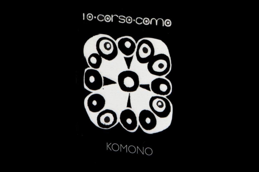 Komono x 10 Corso Como