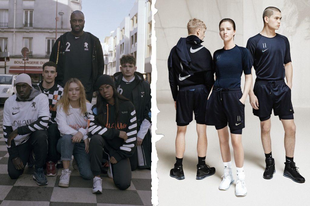 Virgil Abloh & Kim Jones x Nike