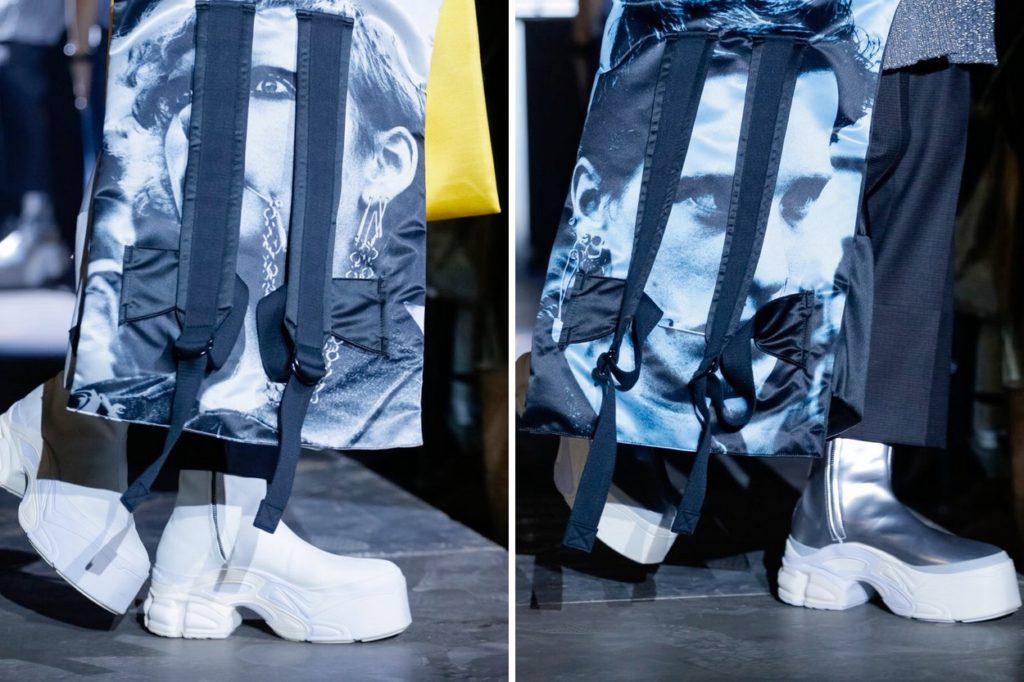 Raf Simons x Eastpak Printemps/Été 2019 en avant-première à la Fashion Week de Paris
