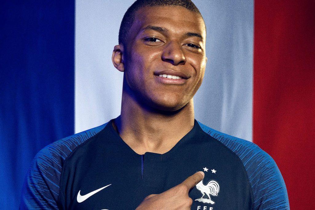 #Believe, Nike Football célèbre les Bleus