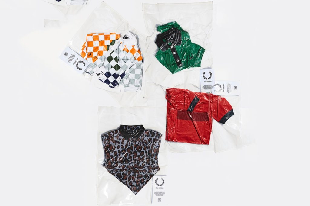 Raf Simons x Fred Perry Are Gifting 100 Archive Pieces