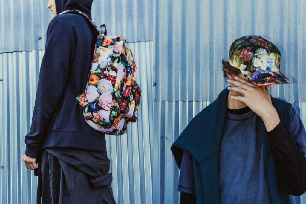 Herschel Supply Co. x Hoffman California Fabrics Automne/Hiver 2018