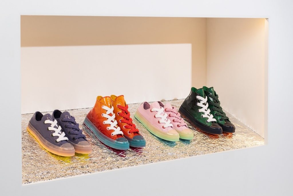 "Collection J.W. Anderson x Converse Chuck 70 ""Toy"""
