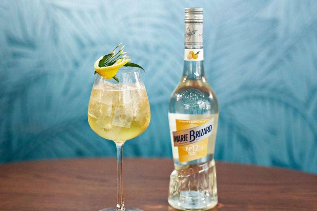 Les cocktails signature de l'été par Marie Brizard