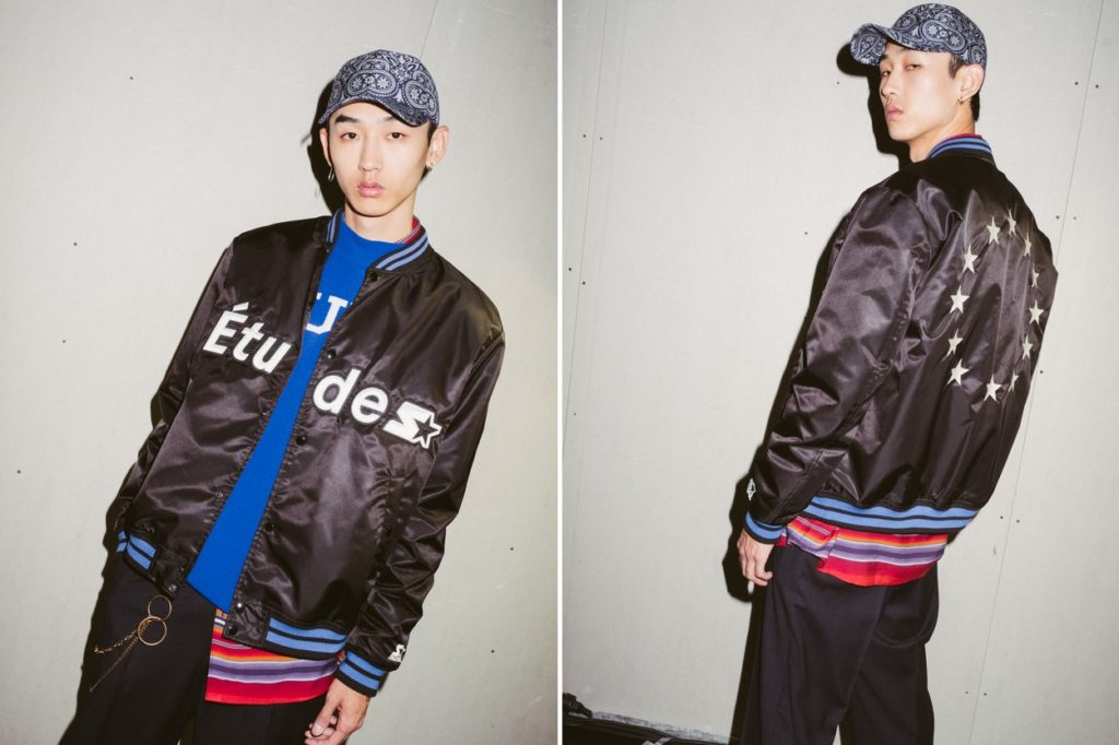 Starter Black Label x Etudes Studio