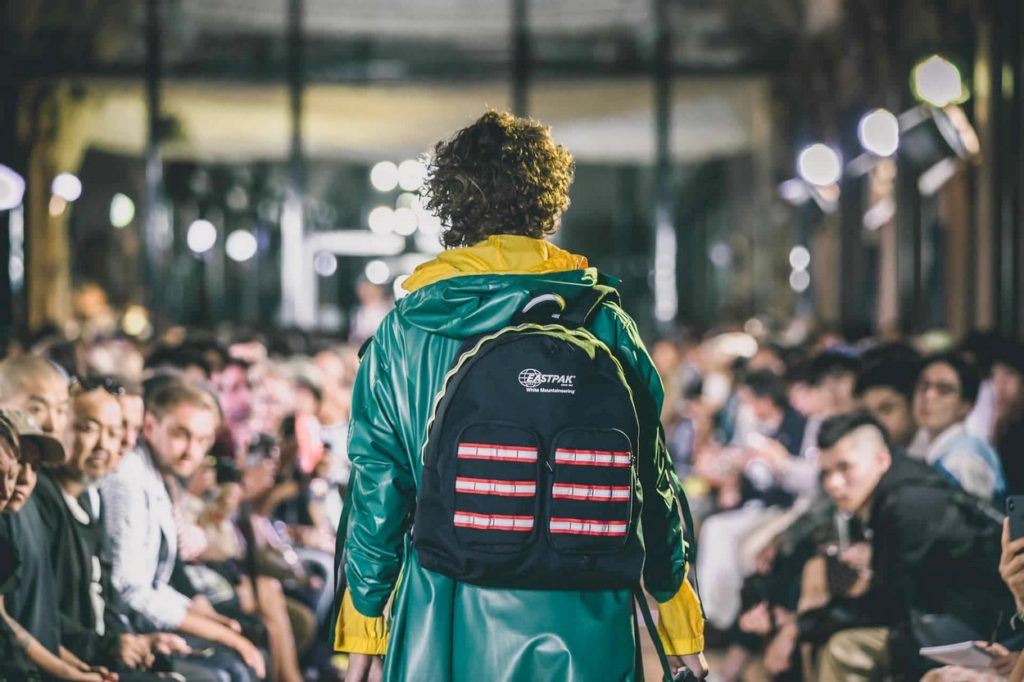 Aperçu de la collaboration White Mountaineering x Eastpak Printemps/Été 2019