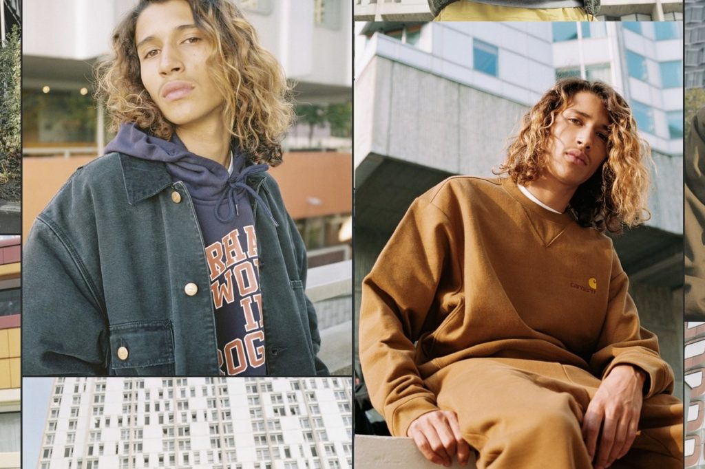 Collection Carhartt WIP Automne/Hiver 2018