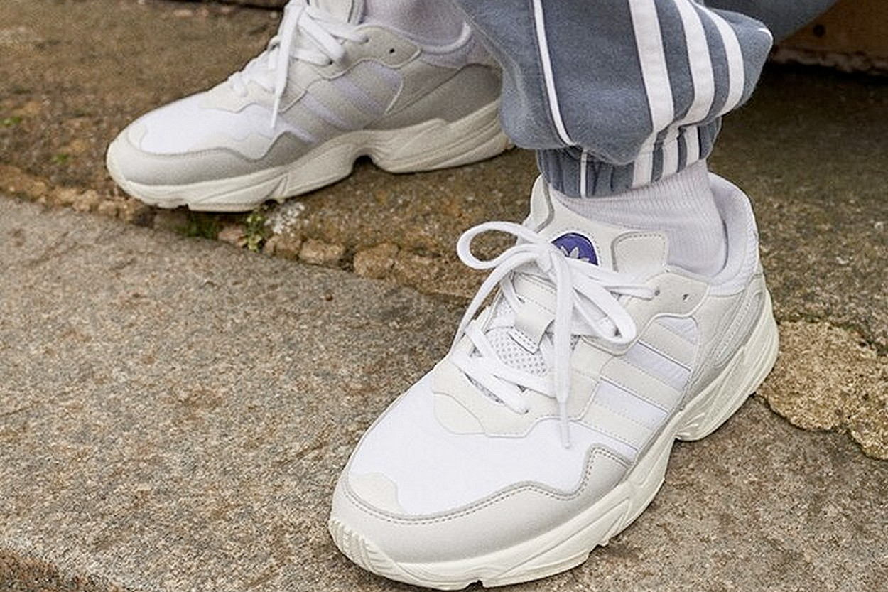 Coup d'œil à la nouvelle adidas Yung 96 | Viacomit