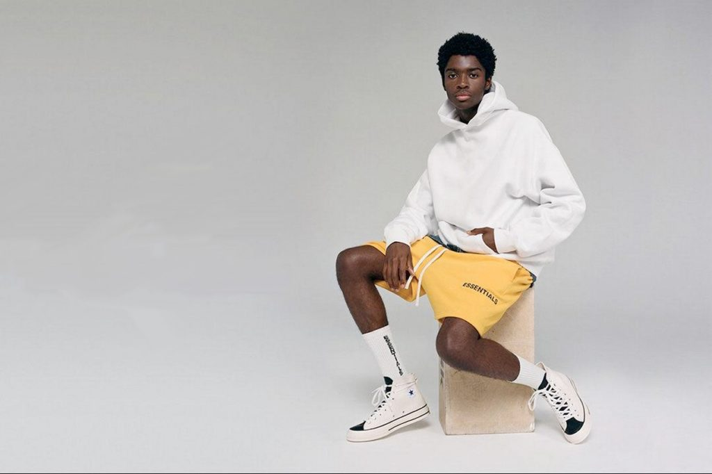 Fear of God lance la campagne ESSENTIALS AH18 & tease une collab avec Converse
