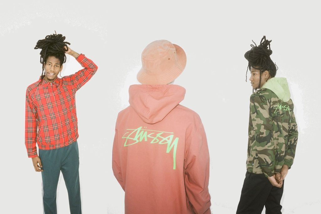 Stüssy Fall 2018 Lookbook