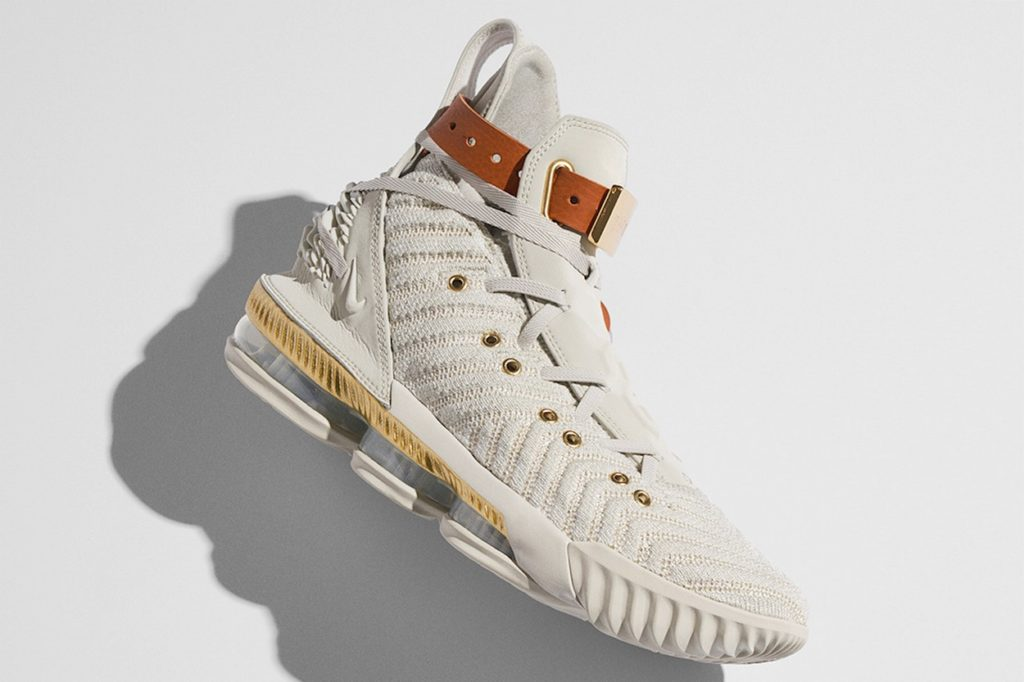 Harlem Fashion Row x LeBron 16
