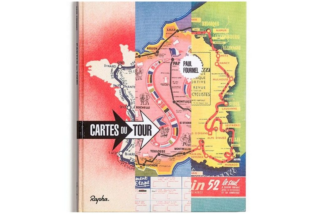 Rapha - Cartes du Tour