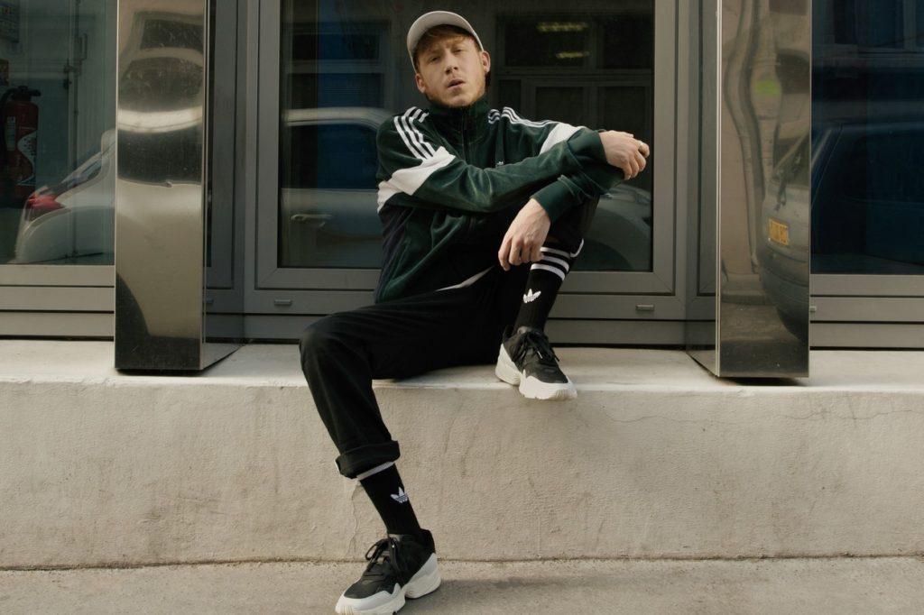 Veste adidas Originals x GORE TEX Karkaj réalisée en