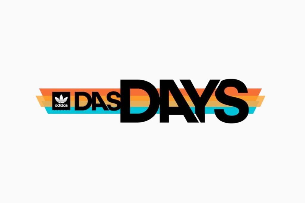 adidas Skateboarding lance Das Days à Paris