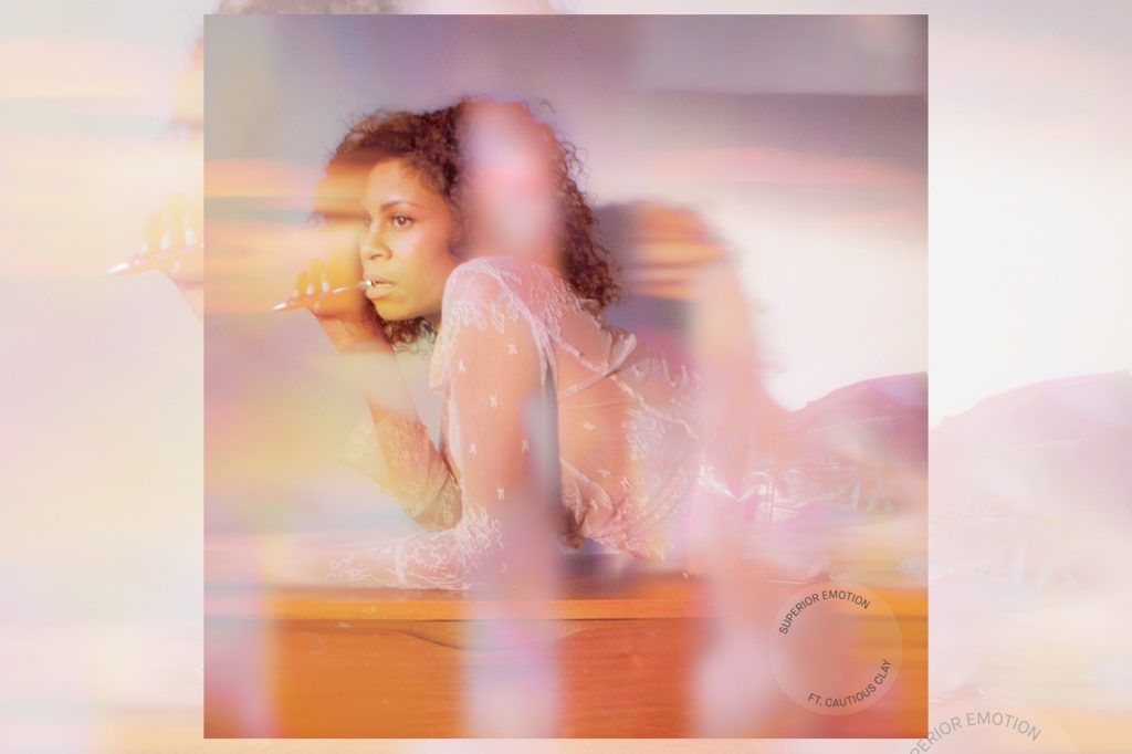 "AlunaGeorge feat. Cautious Clay ""Superior Emotion"""
