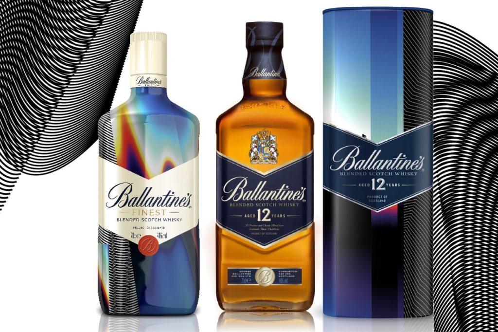 Ballantine's dévoile deux éditions limitées pour la fin d'année
