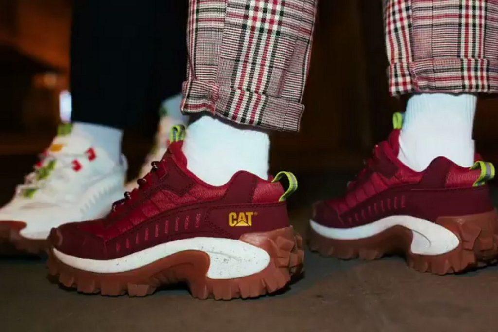 "CAT Footwear réédite sa sneaker ""Intruder"""