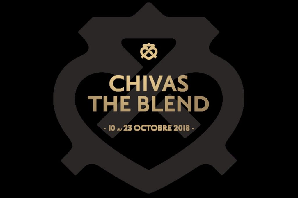 e Chivas The Blend Paris