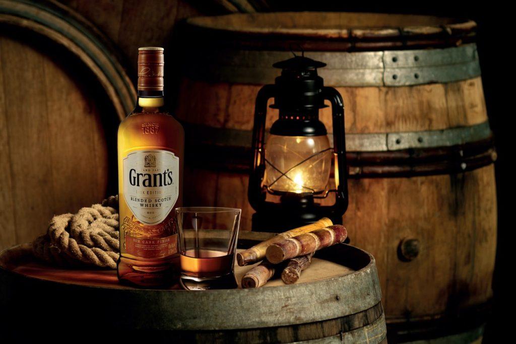 Grant's Rum Cask