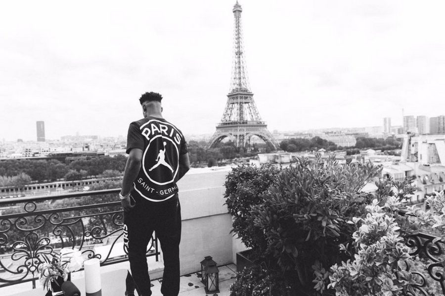 Collection Jordan Paris Saint X Brand GermainViacomit sdhQtrC