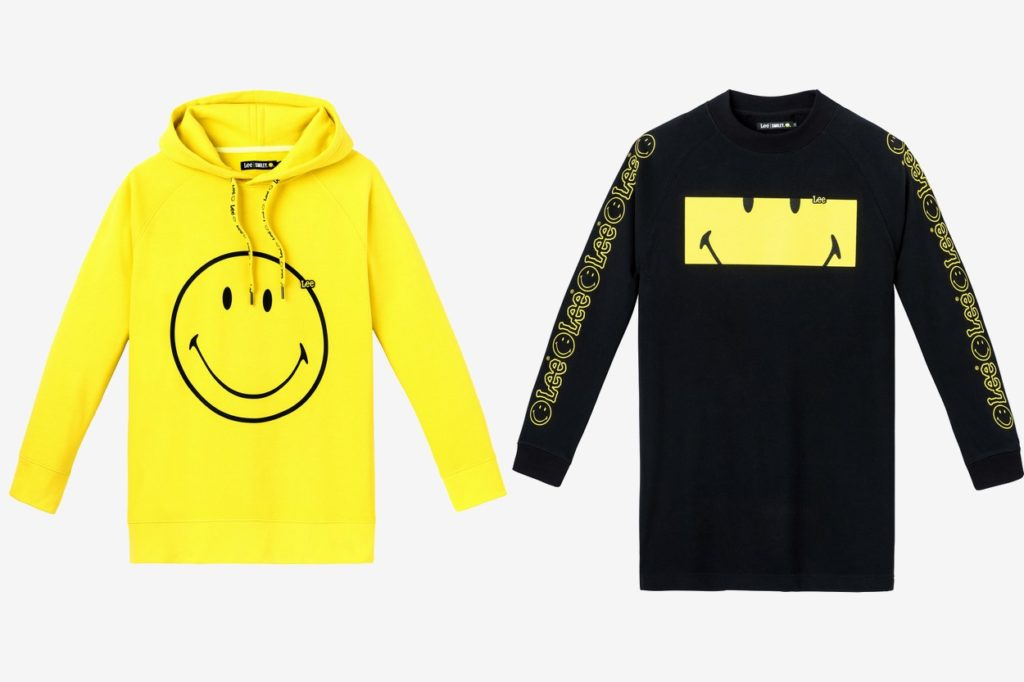 Collection Lee x Smiley Automne/Hiver 2018
