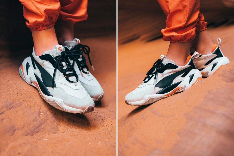 Sneakerness x PUMA Thunder