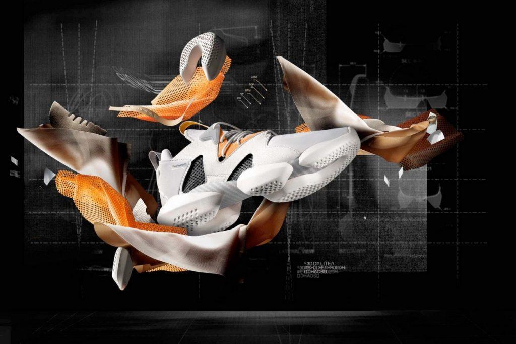 Reebok lance la 3D OP. LITE pour l'Automne/Hiver 2018