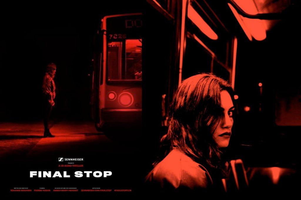 Final Stop, le thriller en audio 3D de Sennheiser