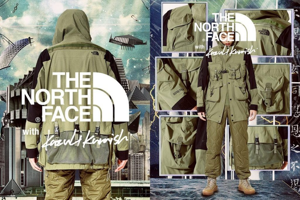 The North Face Black Series x Kazuki Kuraishi