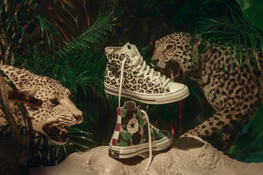 Nouvelle collaboration Converse x Brain Dead | Viacomit