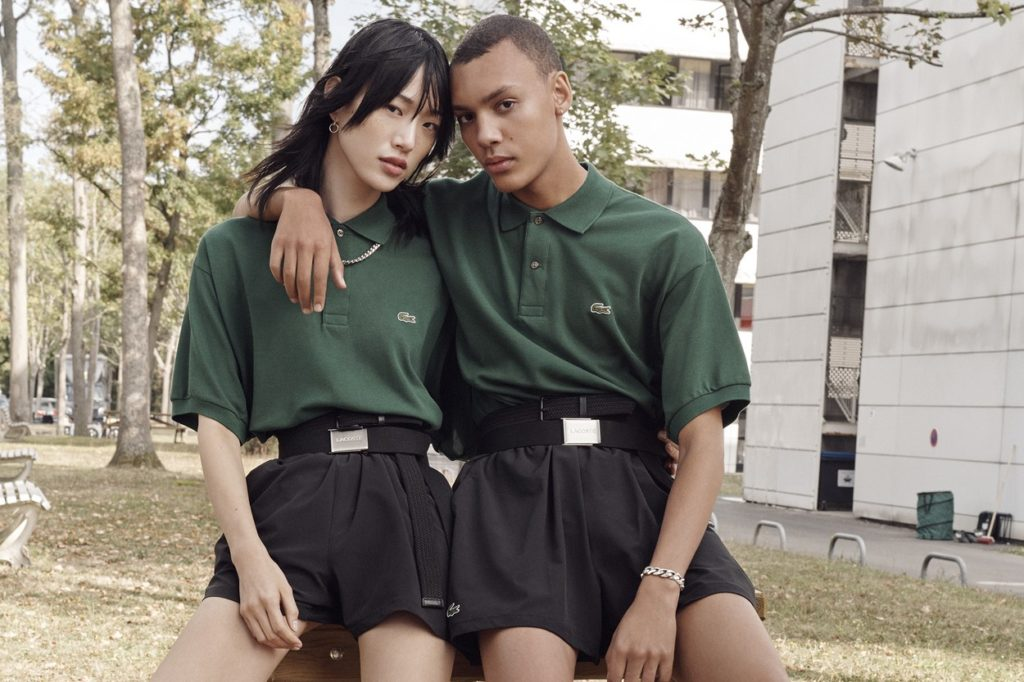 Lookbook LACOSTE Printemps/Été 2019