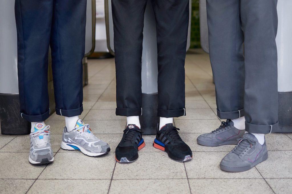 Sa d Paul Nouvelle Originals P Présente Pogba o Adidas Avec Campagne 7fqEp