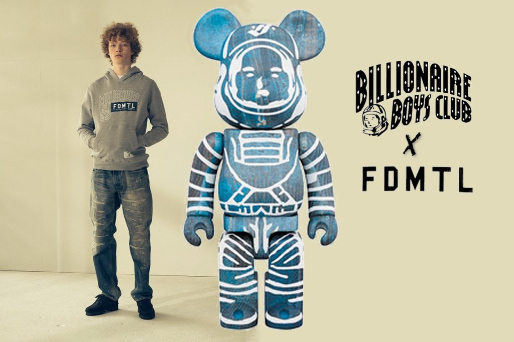 Billionaire Boys Club x FDMTL