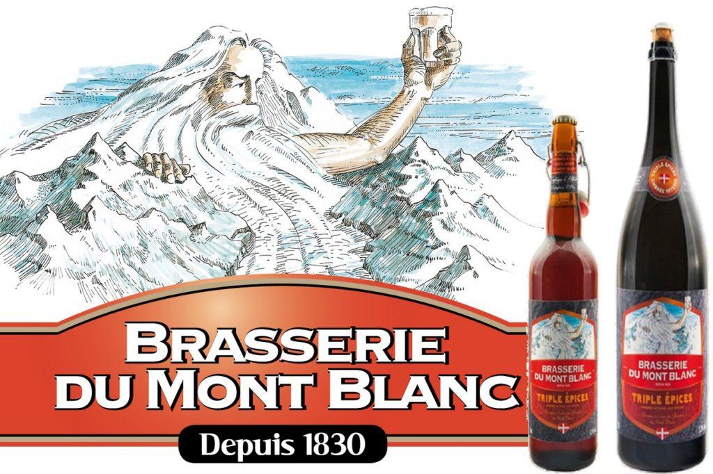 Brasserie du Mont Blanc Triple Épices